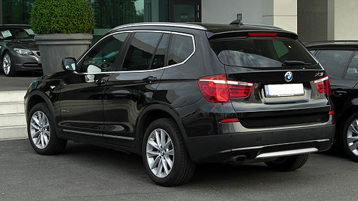 SUV Comparison BMW X3 vs Audi Q5  Inspired spot