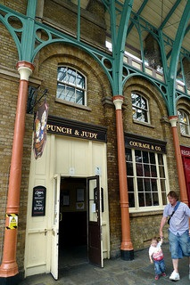 One of the most famous London pubs
