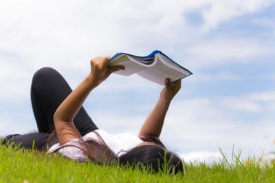 Reading Spiritual Book