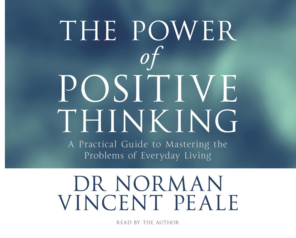 """Book Review: """"The Power Of Positive Thinking"""" - Norman"""
