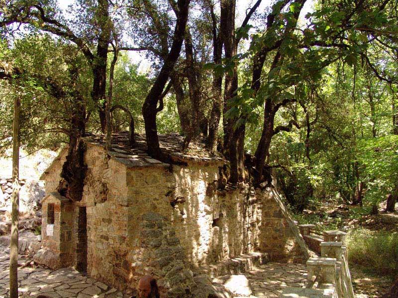Church Of Aghia Theodora