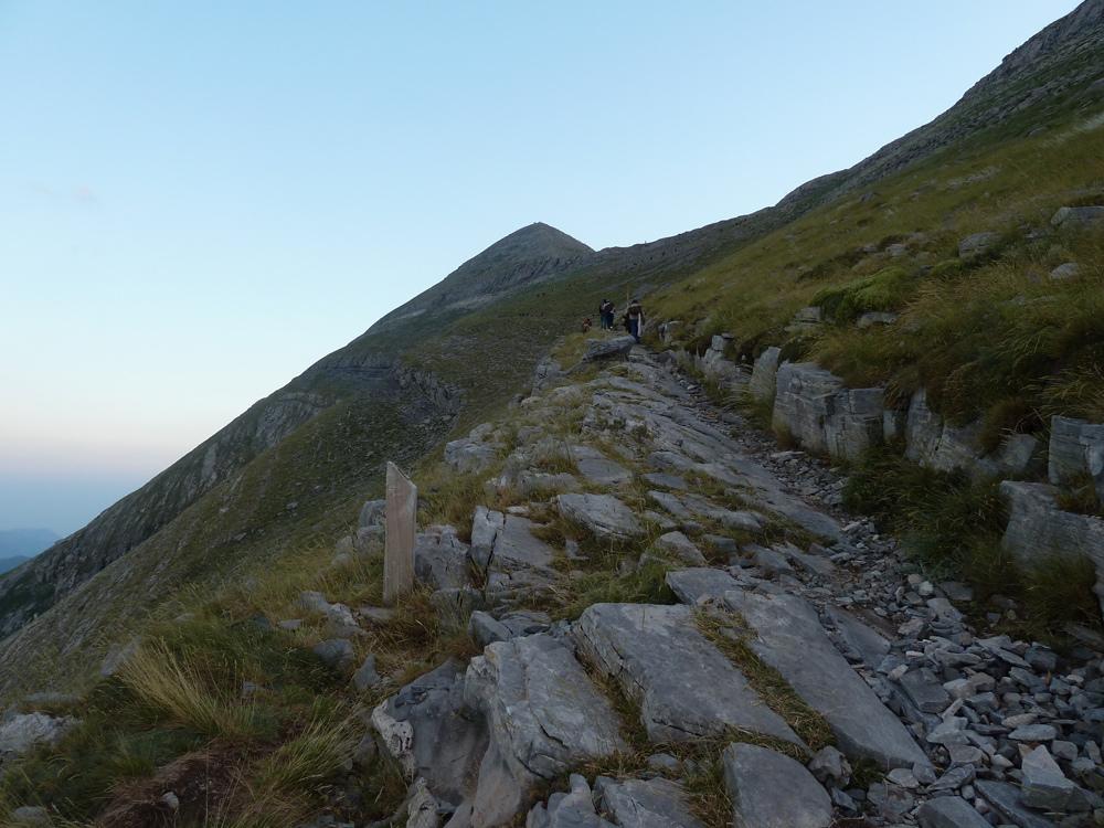 Lakonia – Pyramid Of Taygetos Mountain