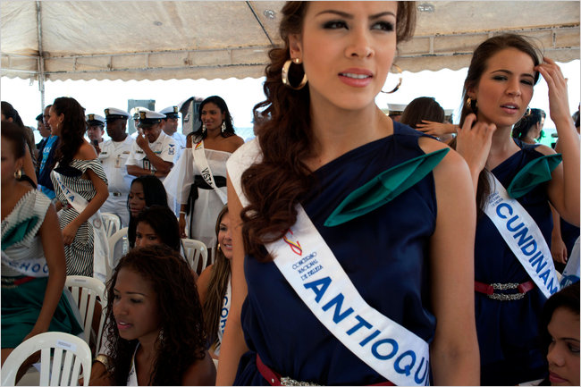 Independence Celebration And National Beauty Pageant – Cartagena