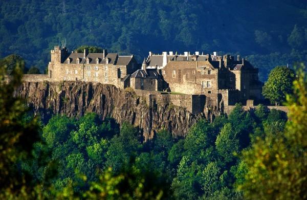 Stirling Castle, Stirling